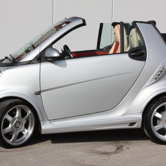 Smart Fortwo 451 Exterior