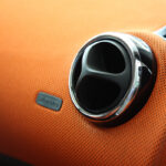 Chrom Ring Set Interior Smart Fortwo 453
