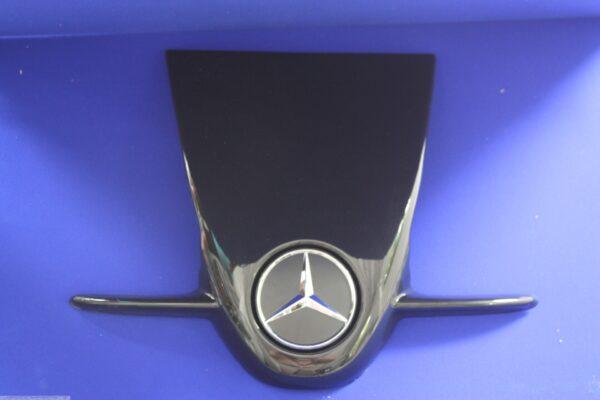 Frontgrille F1 Mc Laren jack black for Smart For2 451