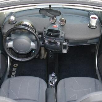 Smart Fortwo 450 Interior
