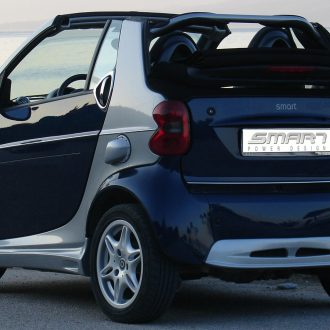 Smart Fortwo 450 Exterior